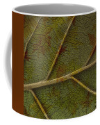 Leaf Design II Coffee Mug
