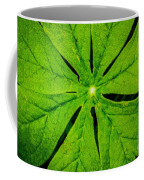 Leaf Macro Coffee Mug