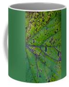 Leaf Macro Coffee Mug