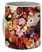 Leaf Patterns 2 Coffee Mug