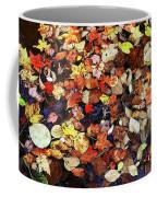 Leaf Patterns 3 Coffee Mug