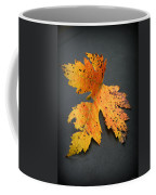 Leaf Portrait Coffee Mug