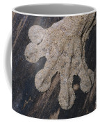 Leaf-tailed Gecko Foot Coffee Mug