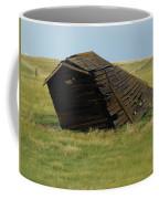 Lean To The Wind Coffee Mug