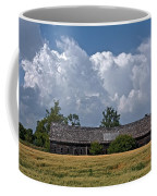 Leaning Barn Coffee Mug