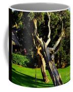 Leaning Cedars Of West Chop Coffee Mug