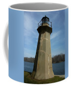 Leaning Lighthouse Coffee Mug