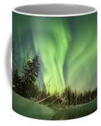 Leaning Spruce  Coffee Mug