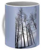Leaning Tall Coffee Mug