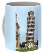 Leaning Tower Coffee Mug