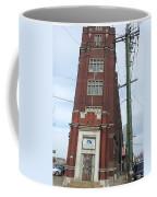 Leaning Tower Of Pilsen. Coffee Mug
