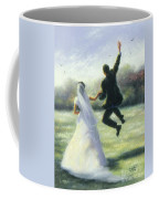 Leap Of Love Coffee Mug