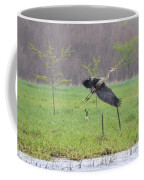 Leaping Flight Coffee Mug