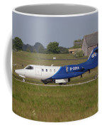 Learjet Used For Simulating Enemy Coffee Mug