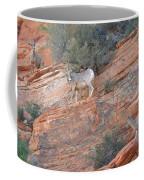 Learning How To Rock Climb Zion Coffee Mug