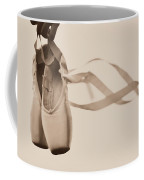 Learning To Fly Coffee Mug by Laura Fasulo