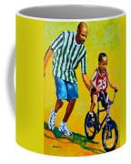Learning To Rode Coffee Mug