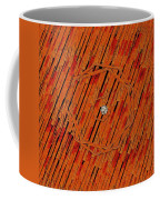 Leather In Love With A Lion Coffee Mug