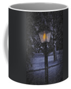 Leave The Light On Coffee Mug