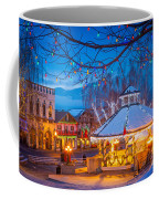 Leavenworth Gazebo Coffee Mug by Inge Johnsson