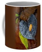 Leaves At Oak Openings Coffee Mug