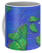 Leaves In The Wind Coffee Mug