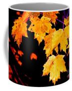 Leaves Of Maple Coffee Mug