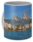 Leaving Brunnen Coffee Mug