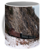 Leaving Cascade Canyon Coffee Mug