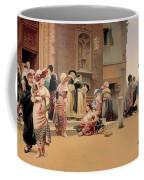 Leaving Church Coffee Mug
