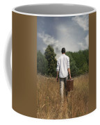 Leaving Coffee Mug by Joana Kruse