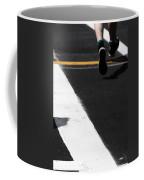 Leaving Leaps Coffee Mug