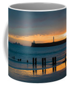 Leaving Port Coffee Mug