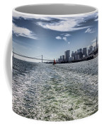 Leaving San Francisco Coffee Mug