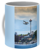 Leaving Seattle Coffee Mug