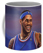 Lebron James  Coffee Mug by Paul Meijering