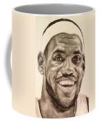 Lebron James Coffee Mug