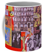 Led Zeppelin  Collage Number Two Coffee Mug