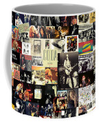 Led Zeppelin Collage Coffee Mug