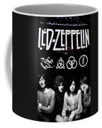 Led Zeppelin Coffee Mug by FHT Designs