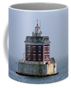 Ledge Light - Connecticut's House In The River  Coffee Mug