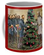 Lee And Grant At Appomattox Coffee Mug