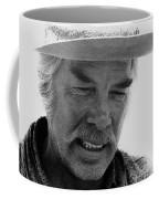 Lee Marvin Monte Walsh Set  Old Tucson Arizona 1969 Coffee Mug