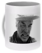 Lee Marvin Monte Walsh Variation 1 Old Tucson Arizona 1969-2012 Coffee Mug