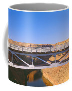 Lees Ferry In Marble Canyon, Navajo Coffee Mug