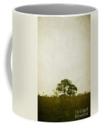 Left Alone In A Pasture Coffee Mug