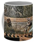 Left Behind By Diana Sainz Coffee Mug