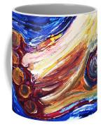 Left Foot Coffee Mug