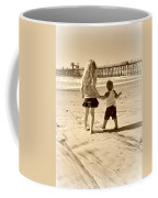 Left Foot Right Foot Coffee Mug