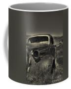 Left In The Hills Coffee Mug